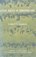 Cover for the book Lattice Defects of Semiconductors