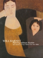 Cover image for Will Barnet: Painting Without Illusion. The Genesis of Four Works from the 1960s By Patrick J. McGrady