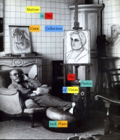 Cover image for Matisse in the Cone Collection: The Poetics of Vision By Jack Flam