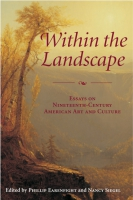 Cover for Within the Landscape