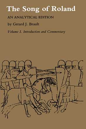 Cover image for Song of Roland: An Analytical Edition. Vol. I: Introduction and Commentary By Gerard  J. Brault