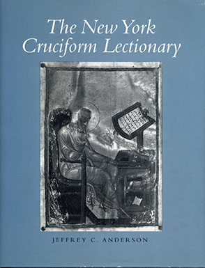 Cover image for The New York Cruciform Lectionary By Jeffrey Anderson