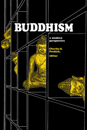 Cover image for Buddhism: A Modern Perspective Edited by Charles S. Prebish