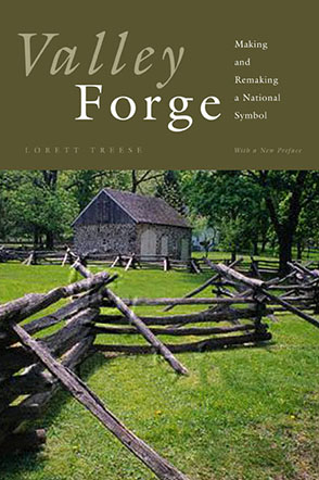Cover for the book Valley Forge