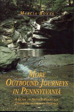 Cover for the book More Outbound Journeys in Pennsylvania