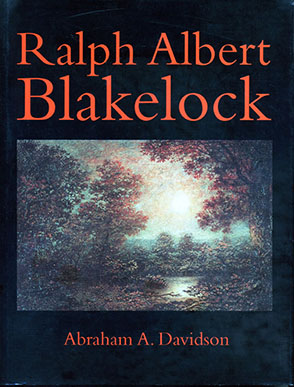 Cover image for Ralph Albert Blakelock By Abraham Davidson