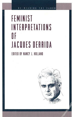 Cover image for Feminist Interpretations of Derrida Edited by Nancy Holland