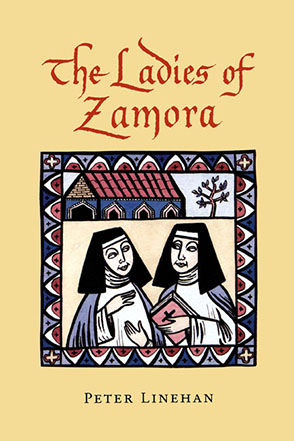 Cover image for The Ladies of Zamora By Peter Linehan