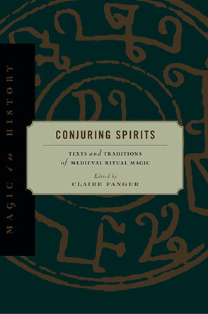Cover for the book Conjuring Spirits
