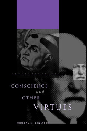 Cover image for Conscience and Other Virtues: From Bonaventure to MacIntyre By Douglas  C. Langston