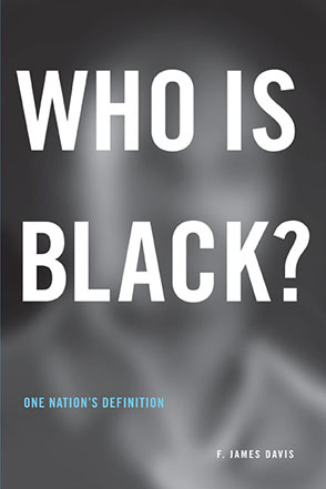 Cover for the book Who Is Black?