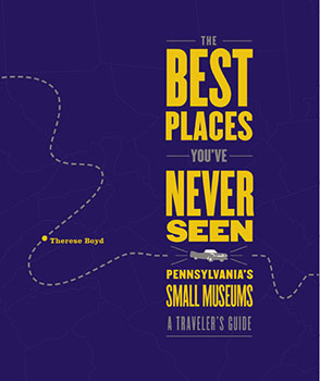 Cover for the book The Best Places You've Never Seen