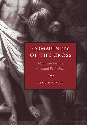 Cover for the book Community of the Cross