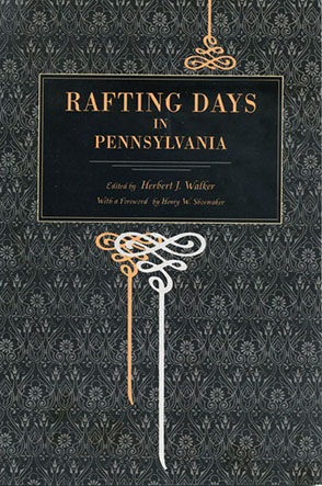 Cover for the book Rafting Days in Pennsylvania