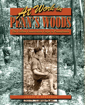 Cover for the book At Work in Penn's Woods