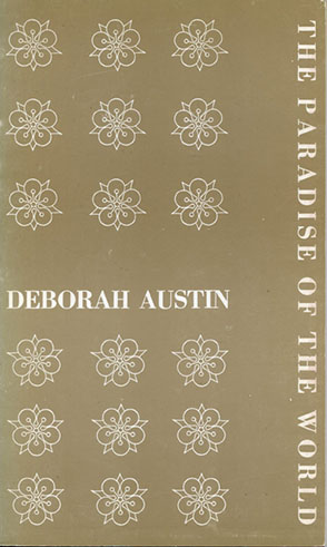 Cover image for The Paradise of the World By Deborah Austin
