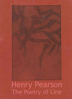 Cover image for The Poetry of Line: Drawings by Henry Pearson By Patrick J. McGrady