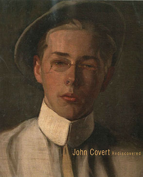 Cover image for John Covert Rediscovered By Leo G. Mazow