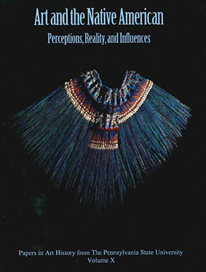 Cover image for Art and the Native American: Perceptions, Reality, and Influences Edited by Susan Scott and Mary Louise Krumrine