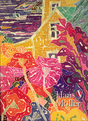 Cover image for Hans Moller: Purveyor of Color, 1905–2000 By Valerie Livingston