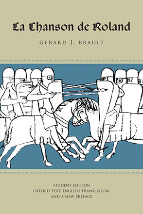Cover image for La Chanson de Roland: Student Edition By Gerard  J. Brault