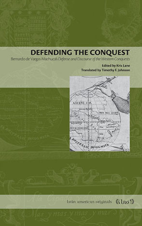 Cover for the book Defending the Conquest