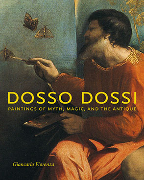Cover for the book Dosso Dossi