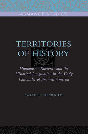 Cover for the book Territories of History