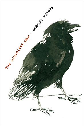 Cover image for The Wingless Crow By Charles Fergus