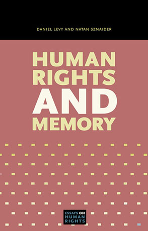 essays on human rights cover for human rights and memory