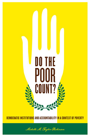 Cover image for Do the Poor Count?: Democratic Institutions and Accountability in a Context of Poverty By Michelle  M. Taylor-Robinson
