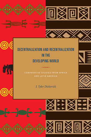 Cover for the book Decentralization and Recentralization in the Developing World