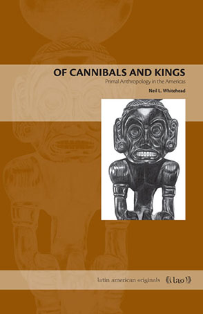 Cover for the book Of Cannibals and Kings