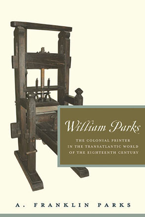 Cover for the book William Parks