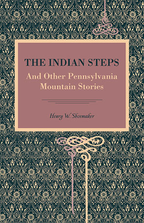 Cover image for The Indian Steps: And Other Pennsylvania Mountain Stories By Henry W. Shoemaker