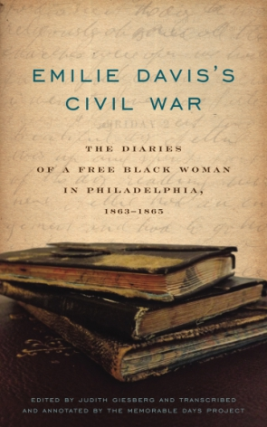 Cover for the book Emilie Davis's Civil War
