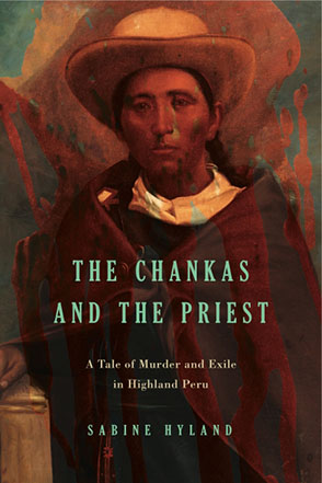 Cover for the book The Chankas and the Priest