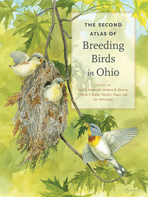Cover for the book The Second Atlas of Breeding Birds in Ohio