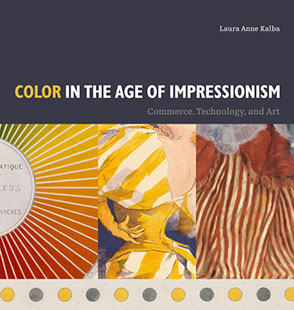 Cover for the book Color in the Age of Impressionism