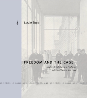 Cover for the book Freedom and the Cage