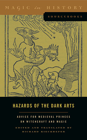 Cover for the book Hazards of the Dark Arts