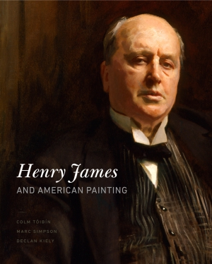 Cover image for Henry James and American Painting By Colm Tóibín, Marc Simpson, and Declan Kiely