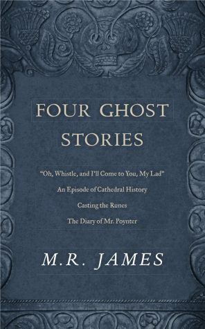 Cover image for Four Ghost Stories By M. R. James