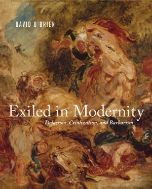 Cover for the book Exiled in Modernity