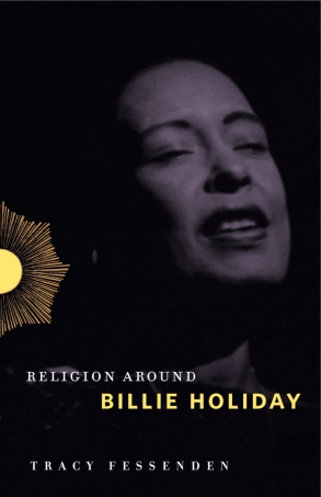 Cover for the book Religion Around Billie Holiday