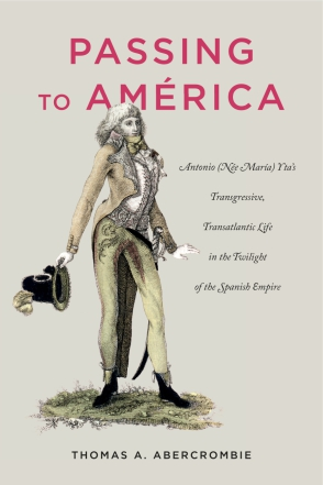 Cover for the book Passing to América