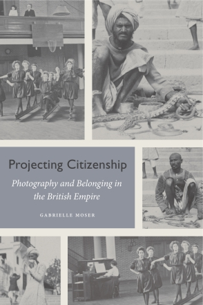 Cover for the book Projecting Citizenship