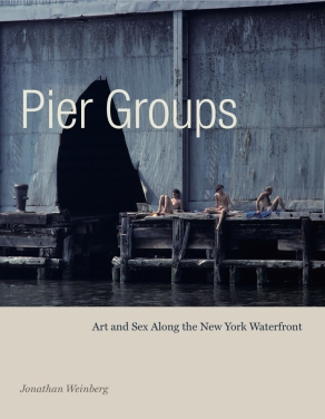 Cover for the book Pier Groups