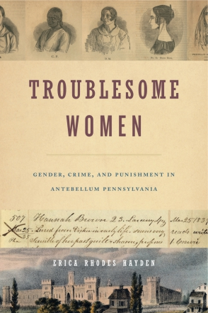 Cover for the book Troublesome Women