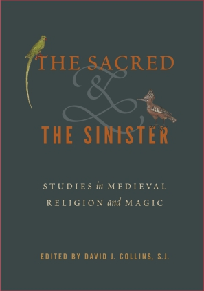Cover for the book The Sacred and the Sinister